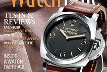 WatchTime Magazine / by WatchTime Magazine