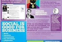 Social Media: Tips / Infografías sobre marketing en redes sociales.