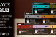 Singlicious Servings / Coffee Beanery has a huge assortment of flavored, varietal and decaf coffees available in Singlicious Servings (for Keurig Brewers) so now you can enjoy the best coffee, one cup at a time.