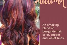 Autumn Inspired Hair Color / hair colors autumn inspired