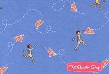 Fabric Inspiration Board / by Alyssa Signorelli