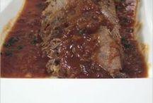 receitas de carnes