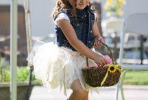 Flower girl Dress ideas / by Allie Smith