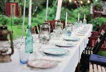 Wedding Table / by Laura Skelton // Block Party