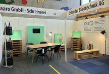 Messeauftritte / aaro an der Gewerbeausstellung Hunzenschwil-Schafisheim! Besuchen Sie uns vom 16.-18.10. auf dem Schulareal Hunzenschwil, in der Turnhalle 2, Stand 36! Wir freuen uns auf alle Besucher!