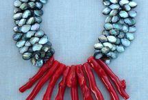 Amazing necklaces ...