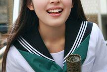 Japanse girl