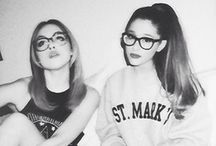 Ari and Liz / The Angel  Ari and The Queen Liz all together are my favorites and everything ❤❤