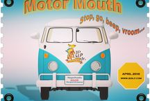 April 2016 3D SLP JR Motor Mouth / Beep! Beep! Stop! Go! Vroom, vroom! Start up your engines and give them something to talk about with our April 3D SLP JR. Box: Motor Mouth! Targeting sounds/noises, colors, part/whole, attributes, size, function, categories and more following the roadmap to fun for motoring around with little ones!