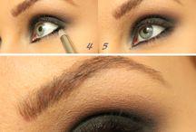 Ojos  / Make up