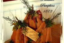 Harvest time! / Fall delights! / by Blynie