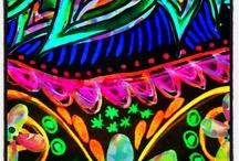 Rainbow Gecko Gallery Digiart