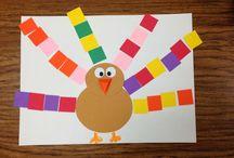 preschool - thanksgiving