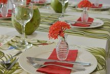 mesas de festad