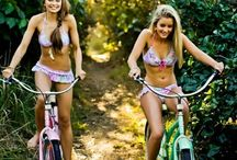 Let's Ride Bikes Together