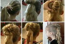 HAIR + BEAUTY ... / by Sidney Winona