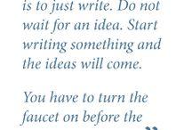 Write write til it hurts