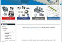Portofoliu web design / Va punem la dispozitie cateva proiecte din portofoliul nostru web