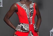 Africa prints