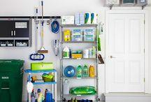 Garage and Workroom Ideas