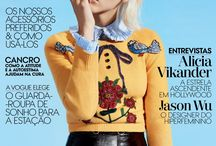 Laura Mayerhofer for Vogue Portugal by OLIVER BECKMANN