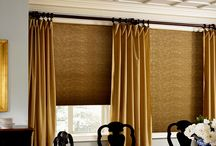 """Window Coverings Houston / Some homeowners are looking for that """"special look"""", something different and unique.  Well, we've got it.  Woven Woods, Roman Shades, Silhouettes, Pirouettes, Duettes, custom draperies, Vignettes and so much more."""
