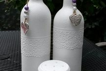 decor bottle