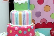 Cupcake theme bday