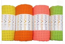 Yoga Mat Towels / Browse our Yogabum mat towels - premium quality sticky towels for hot yoga, pilates, or any style of yoga.