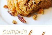 all the pumpkin things