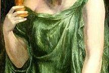 Allegory, Muse, & Myth