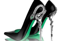 Make a Point - Shoes / Pointy shoes. Oh for Cinderella feet...