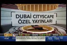 09.09.2015 DKY İnşaat Yönetim Kurulu Başkanı Ali Dumankaya, Dubai Cıtyscape Fuarı hakkında bilgi...