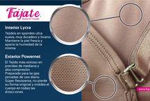 Propiedades de Fájate / Componentes de nuestras telas que coadyuvan a hidratar y tonificar la piel