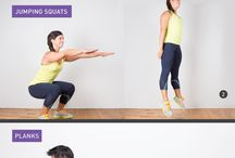 workouts for travelling