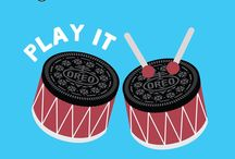 #PlaywithOreo #PlayIt / Let your imagination flow with #PlayIt