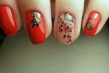 Nail Art Autumn