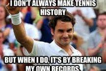 King Federer / Love my boys  Andy, Grigor,Domi,Sasha,Nick,Rafa and one and only Roger Federer ♥️