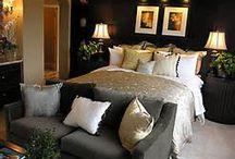 Bedroom ideas / by Sabrina Wyatt