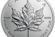 The Royal Canadian Mint - Javorový list / Kolekce Maple Leaf - Javorový list