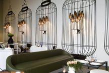 Interior Design: Cafè & Restaurant