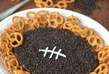 Football snacks / by Anahi Tovar
