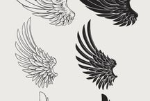 Drawing tips (Wings)