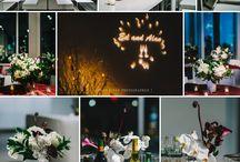 Glass Houses NYC Wedding