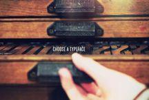 · Letterpress ·