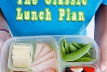 Healthy school lunch ideas / by Kim Hilder