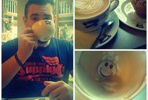 coffee and cake / by TheGroomedYeti