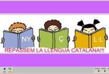 llengua / by Angela Ferrer