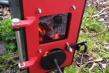 Burning stoves