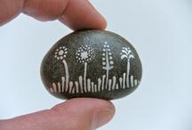 stone painting / stone painting